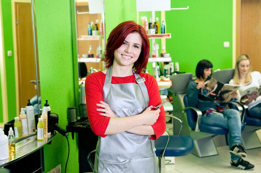 Marketing for hair salon owner salary