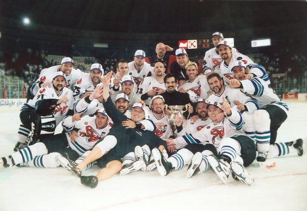 2000 President Cup Champions - Back to back